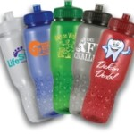 Custom Water Bottles Phoenix - Hydroclear 32 oz. Sports Bottle